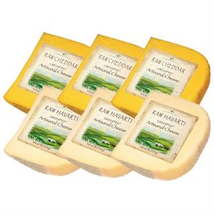 Picture of GreenFed Cheddar Reserve Havarti Reserve (3 lbs of each)